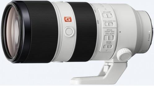 Объектив Sony 70-200mm f/2.8 GM для NEX FF (SEL70200GM.SYX)