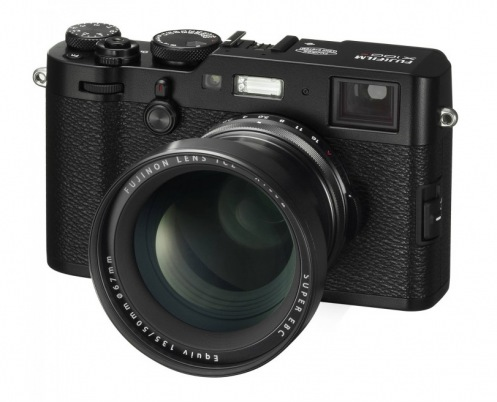 Телеконвертер Fujifilm TCL-X100 Black II (X100F) (16534742)