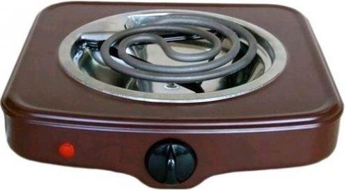 Плитка электрическая CEZARIS ЭПНс-1001 коричневая