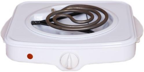 Плитка электрическая CEZARIS ЭПТ-1МВ(02) белая