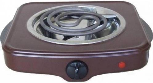 Плитка электрическая CEZARIS ЭПТ-1МВ(08) коричневая
