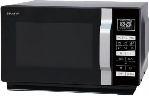 Микроволновая печь SHARP R 360 BK