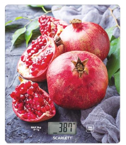 Весы кухонные SCARLETT SC KS 57P30