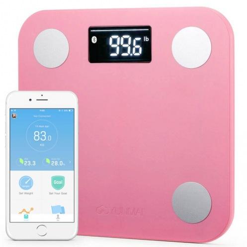 Весы YUNMAI Mini Smart Scale Pink (M1501-PK)