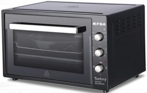 Мини-печь EFBA 7003 Black
