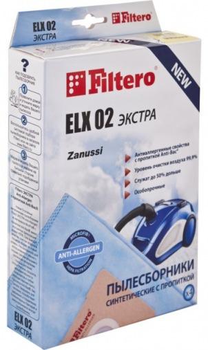Фильтр FILTERO ELX 02(4) Экстра