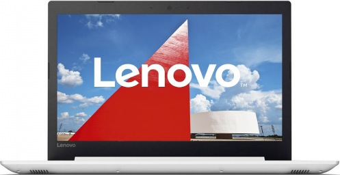 Ноутбук Lenovo IdeaPad 320 Blizzard White (80XR00NYRA)