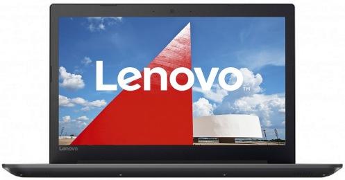 Ноутбук Lenovo IdeaPad 320 Onyx Black (80XL02TTRA)