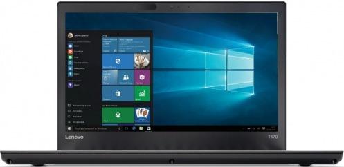 Ноутбук Lenovo ThinkPad T470s (20HF005ERT)