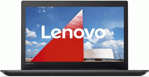 Ноутбук Lenovo IdeaPad 320-15 Black (80XH00YCRA)