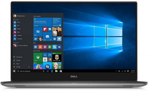 Ноутбук Dell XPS 15 (9560) Silver (X5716S3NDW-63S)