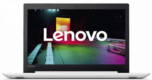 Ноутбук Lenovo IdeaPad 320 Blizzard White (80XR00PERA)