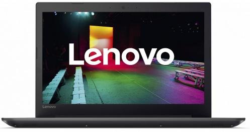 Ноутбук Lenovo IdeaPad 320 Onyx Black (80XH00W6RA)