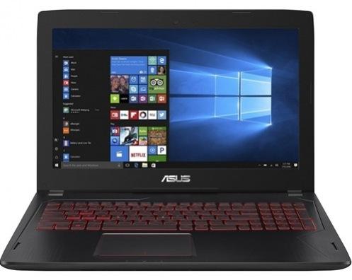 Ноутбук Asus FX553VE-FY141T (90NB0DX4-M02000)