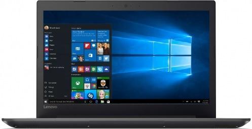 Ноутбук Lenovo IdeaPad 320 Onyx Black (80XL02TLRA)