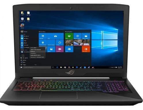 Ноутбук Asus ROG GL503VD-FY077T (90NB0GQ2-M01110)