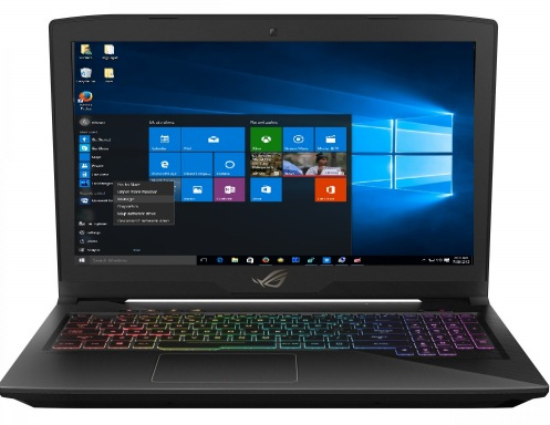 Ноутбук ASUS GL703VM-GC038T (90NB0GL2-M00450)