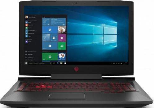 Ноутбук HP Omen 17-an054ur Black (2LE49EA)