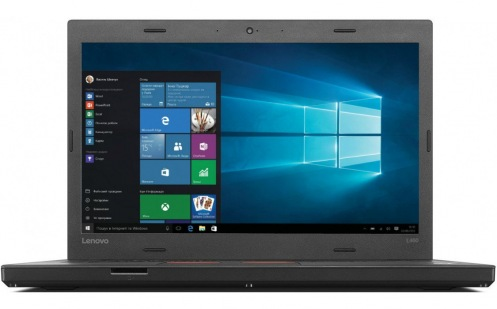 Ноутбук Lenovo ThinkPad L460 (20FVS3S000)