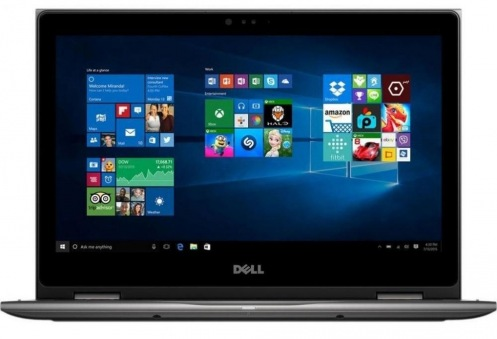 Ноутбук Dell Inspiron 5378 Touch Gray (I5334S2NIW-60G)¶
