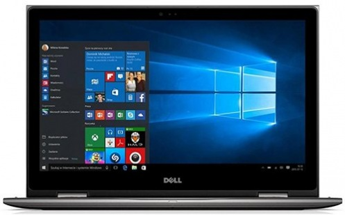 Ноутбук Dell Inspiron 5379 Touch Gray (I5378S2NIW-63G)