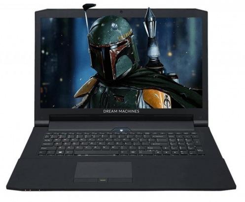 Ноутбук Dream Machines Clevo G1050-1520 (G1050-15UA22)