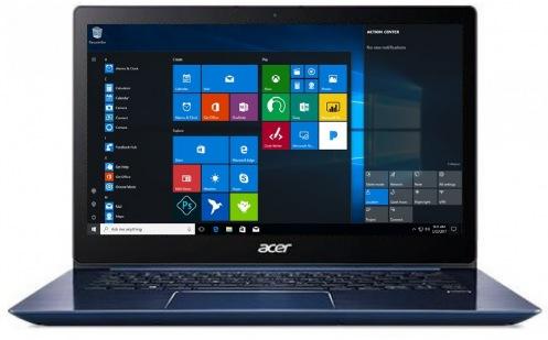 Ноутбук Acer Swift 3 SF314-52-34ZM Blue (NX.GPLEU.022)