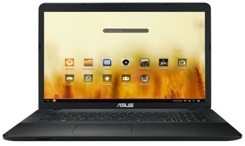 Ноутбук ASUS X751BP-TY048 Black (90NB0EH1-M00790)