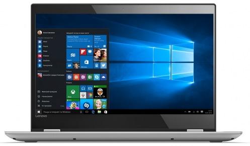 Ноутбук Lenovo Yoga 520 Touch Mineral Grey (81C800DERA)