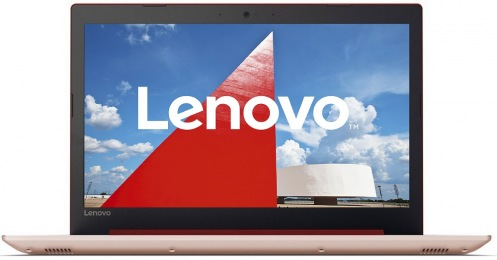 Ноутбук Lenovo IdeaPad 320 Coral Red (80XL03HPRA)