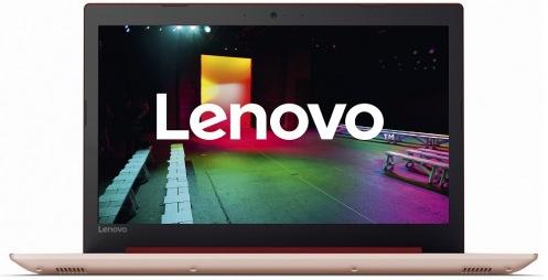 Ноутбук Lenovo IdeaPad 320 Coral Red (80XH00XSRA)
