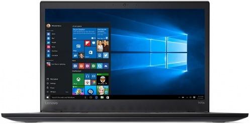 Ноутбук Lenovo ThinkPad T470s (20HF004MRT)