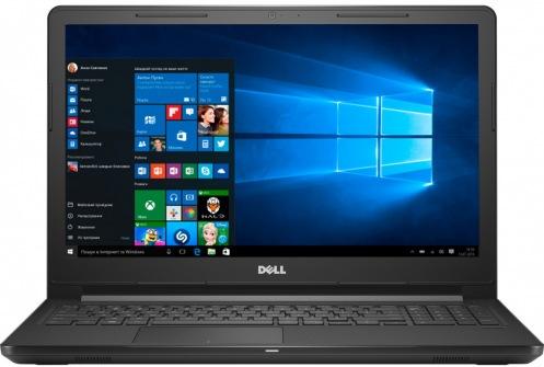 Ноутбук Dell Vostro 3568 Black (N028SPCVN3568EMEA01_P)