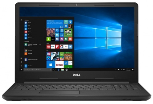 Ноутбук Dell Inspiron 15 3567 Black (35i78S2R5M-WBK)