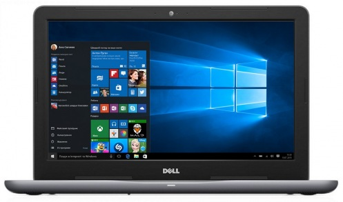 Ноутбук Dell Inspiron 15 5567 Gray (55i78S2R7M-WFG)
