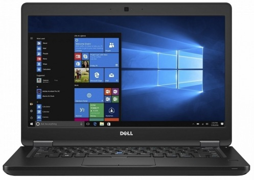 Ноутбук Dell Latitude 5480 Black (N049L548014EMEA_P)
