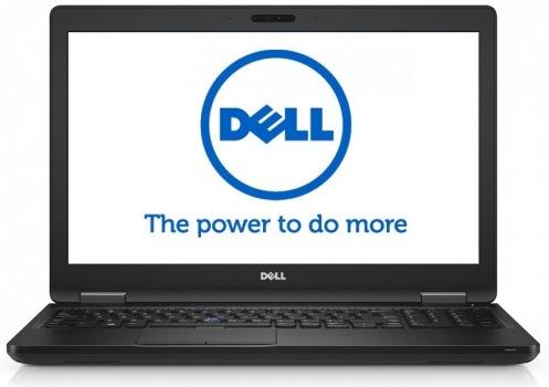 Ноутбук Dell Latitude 5580 Black (N024L558015EMEA_U)