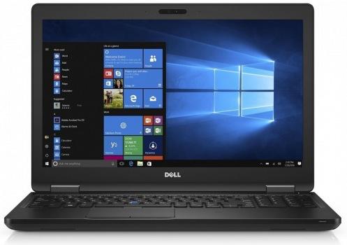 Ноутбук Dell Latitude 5580 Black (N025L558015EMEA_P)