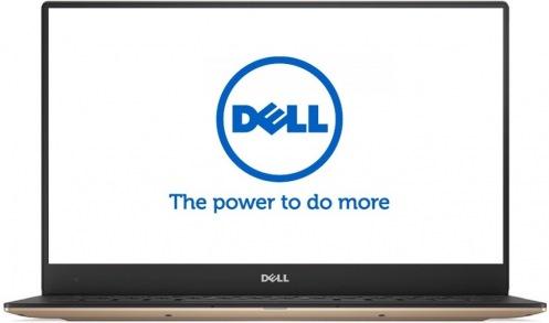 Ноутбук Dell XPS 13 9360 Rose Gold (93Fi58S2IHD-LRG)
