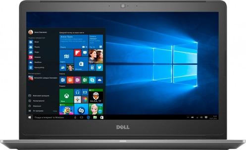 Ноутбук Dell Vostro 5568 Grey (N040VN5568EMEA01_P)