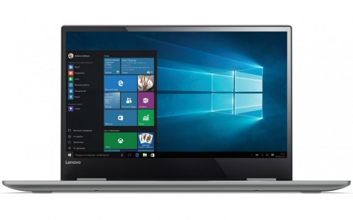 Ноутбук Lenovo Yoga 720 Iron Grey (81C300A1RA)
