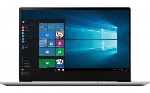 Ноутбук Lenovo IdeaPad 720S Iron Grey (81BV007RRA)