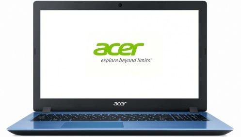 Ноутбук Acer Aspire 3 A315-31-P3BF Blue (NX.GR4EU.005)
