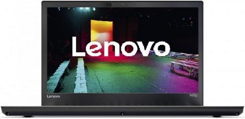 Ноутбук Lenovo ThinkPad T470p (20J6S04V00)