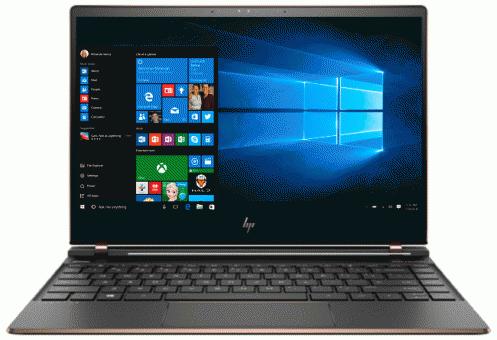 Ноутбук HP Spectre 13-af001ur Dark Ash Silver (2PN84EA)