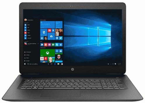 Ноутбук HP Pavilion 17-ab317ur Black (2PQ53EA)