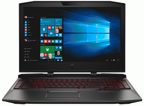 Ноутбук HP OMEN X 17-ap001ur Black (2PN79EA)