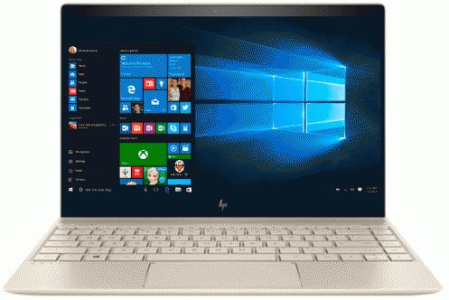 Ноутбук HP ENVY 13-ad111ur Silk Gold (3DL90EA)