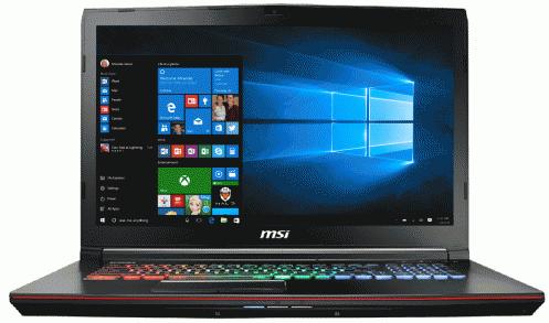 Ноутбук MSI GE72MVR 7RG Apache Pro Black (GE72MVR7RG-076UA)