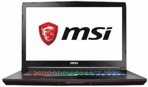 Ноутбук MSI GE72MVR 7RG Apache Pro Black (GE72MVR7RG-075XUA)